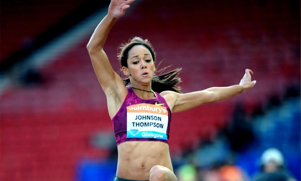 Katarina Johnson-Thompson set for Sainsbury's Anniversary Games