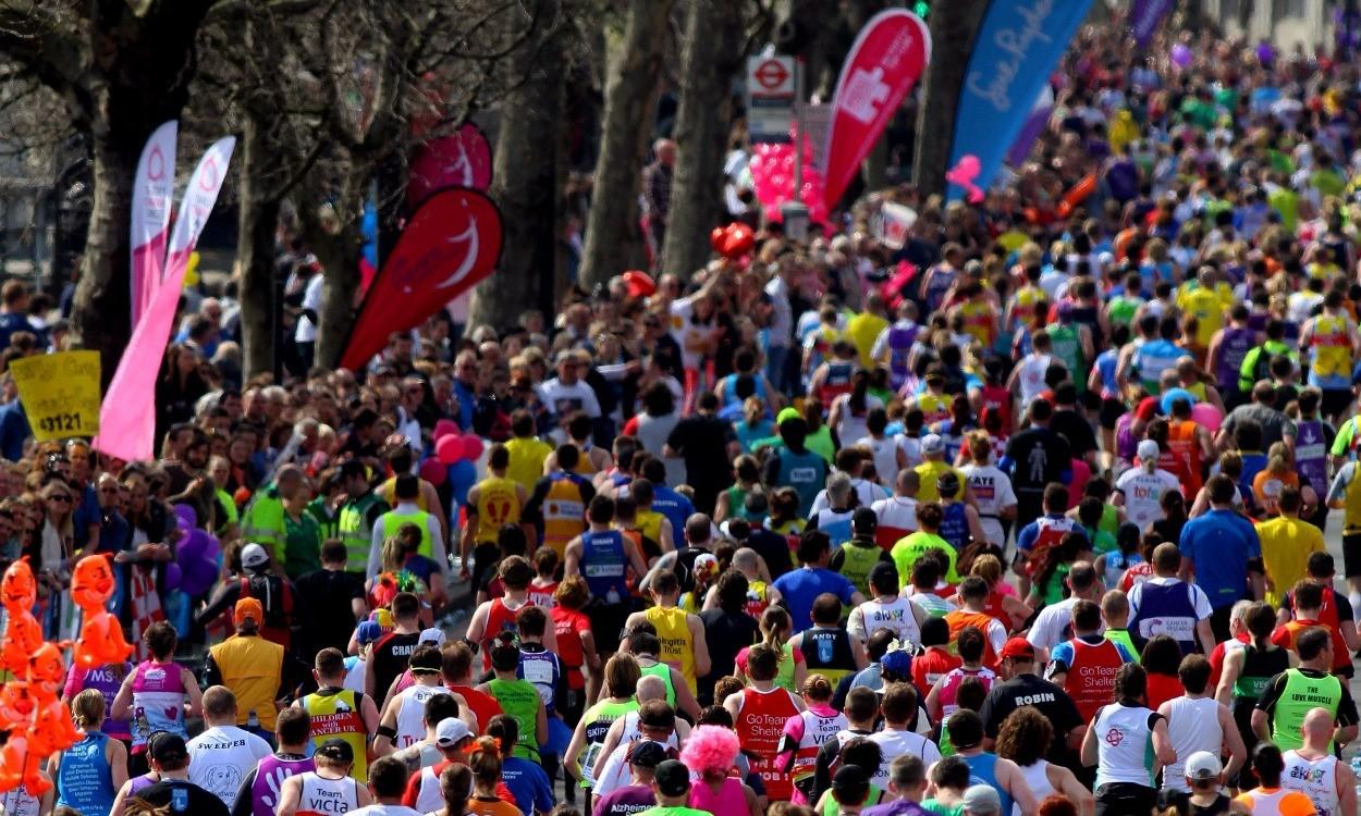 Marathon training plan: Beginner