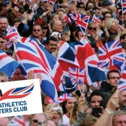 FREE British Athletics Supporters Club membership!