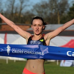 Lily Partridge and Adam Hickey win at Cardiff Cross Challenge