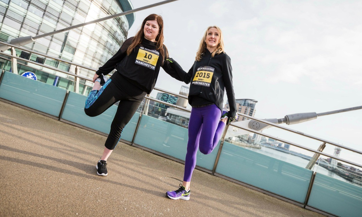 Paula Radcliffe becomes Great Run's ambassador for women's running