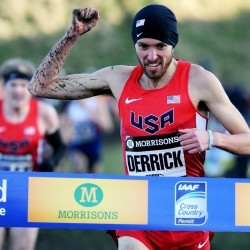 Chris Derrick urges backing for World Cross Country