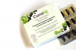 CurraNZ New Zealand Blackcurrant supplement