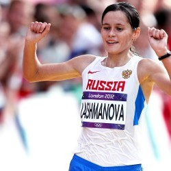 Elena Lashmanova's doping ban could be 'reset'