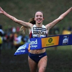 Emelia Gorecka returns to winning ways at Great Edinburgh Cross Country