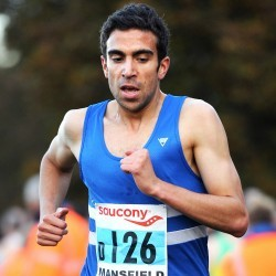 Jonathan Taylor to captain GB team at Great Edinburgh Cross Country