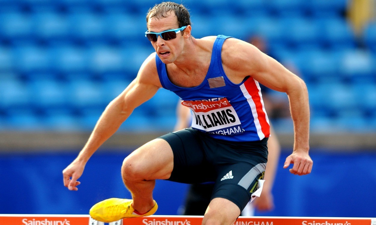 Rhys Williams targets Worlds as he returns to racing after doping ban