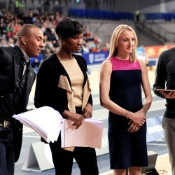 Spotlight on BBC athletics coverage