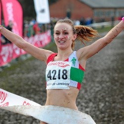 Lily Partridge and Charlie Hulson among National Cross winners