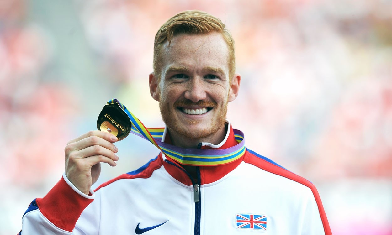 Greg Rutherford returns to action at Indoor Grand Prix