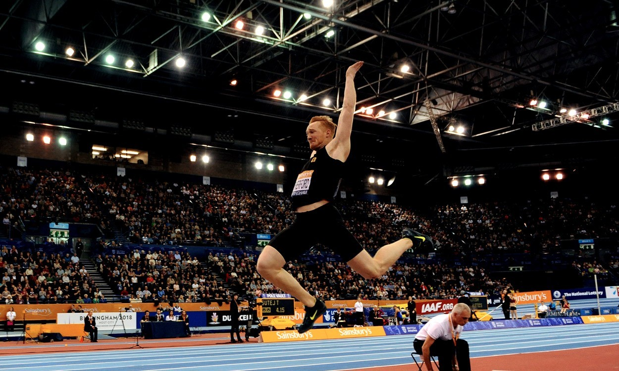 Greg Rutherford withdraws from European Indoor Championships