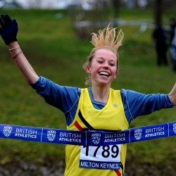 Jenny Nesbitt and Adam Hickey win Milton Keynes Cross Challenge