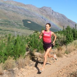 Julia Bleasdale's favourite training locations