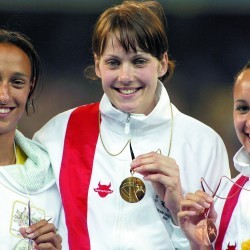 Kelly Sotherton continues to appeal for help in finding stolen medals