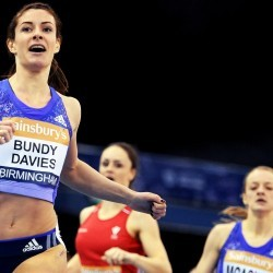 No set medal target but GB will be competitive at Euro Indoors, says Neil Black