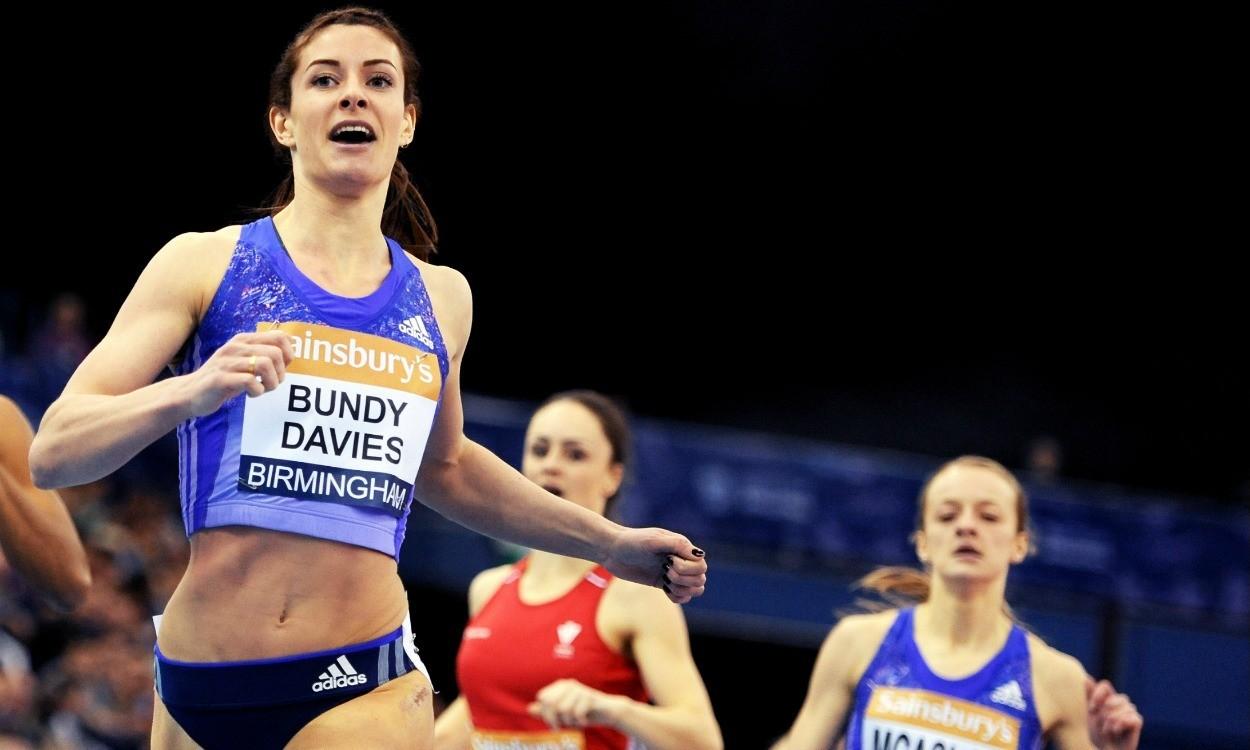 Seren Bundy-Davies admits surprise at Euro No.1 run