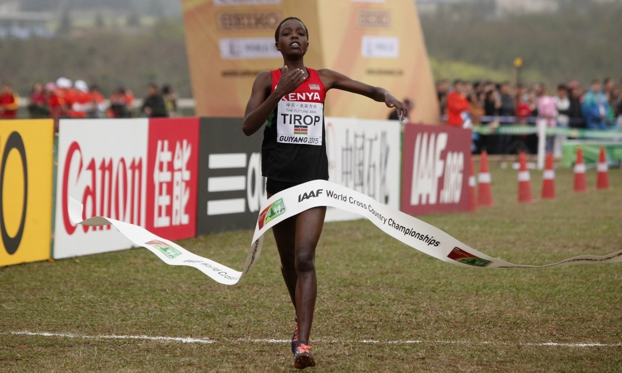 Agnes Tirop among cross-country winners in Seville – weekly round-up