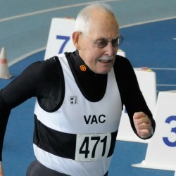 Record-breaking veteran sprints sensation Charles Eugster dies aged 97