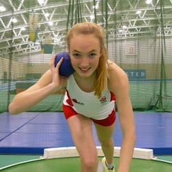 Multi talent Grace Bower aiming high