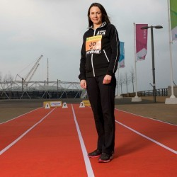 "Jo Pavey: ""I'll continue to be a runner forever"""