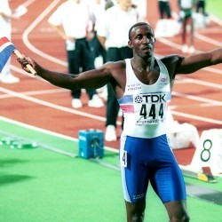 Linford Christie shares his story in ITV4 documentary