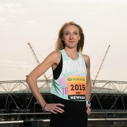 Paula Radcliffe elected IAAF Athletes' Commission vice-chairwoman