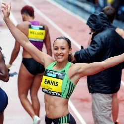 Jess Ennis-Hill set to contest hurdles and shot at Birmingham Grand Prix