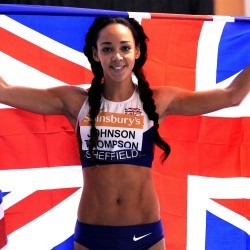 "Katarina Johnson-Thompson: ""I'm not afraid to compete any more"""