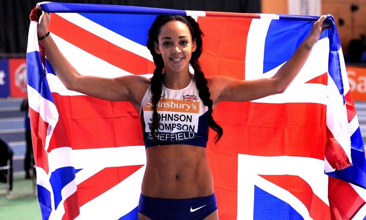 Katarina Johnson-Thompson: