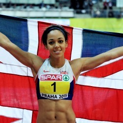 Johnson-Thompson reflects on British record and Euro pentathlon gold