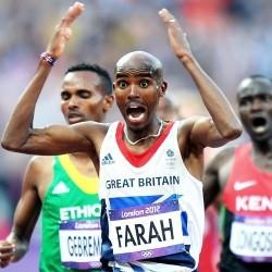 Olympic history: Men's 5000m