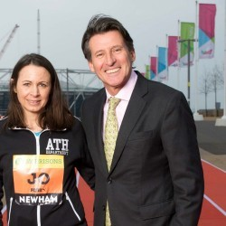 Street athletics among ways to galvanise the sport, says Seb Coe
