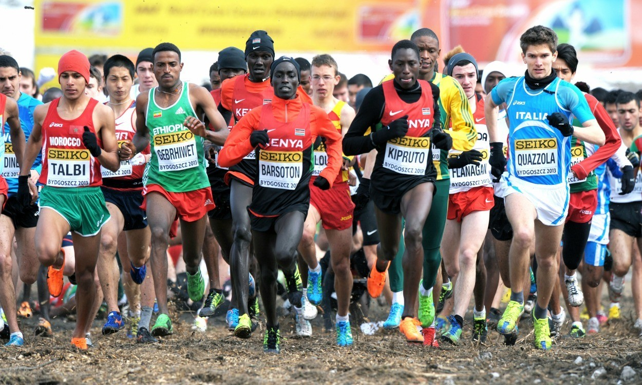 Gender parity for senior events at IAAF World Cross
