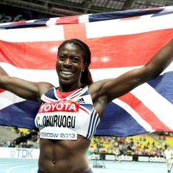 "Christine Ohuruogu set for ""instrumental"" Anniversary Games"