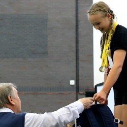 Young athletes prove promise at Sportshall UK Final