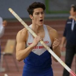 David Hall's decathlon ambition