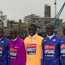 London Marathon preview