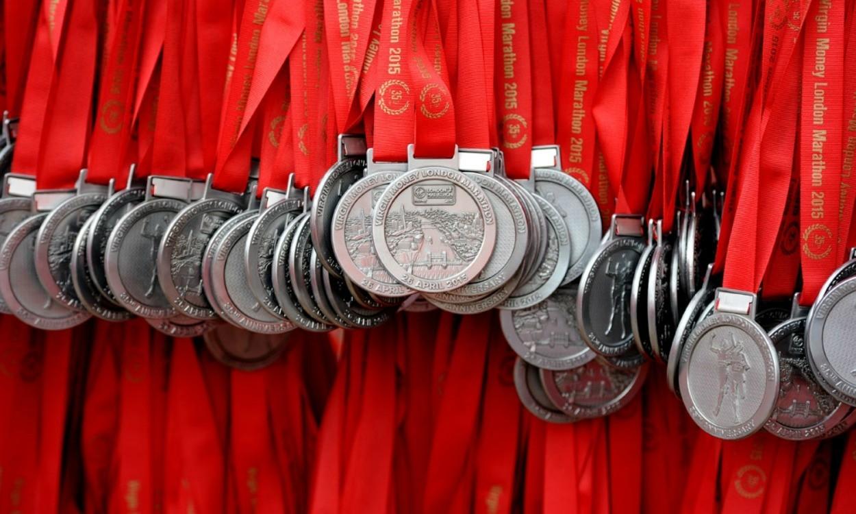 Marathon man Steve Smythe on the lure of London
