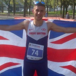 Robbie Britton on GB team for IAU 24H World Championships