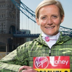 Sonia Samuels hoping to go faster than ever on streets of London