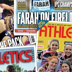 Athletics Weekly comes under new ownership
