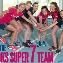 Win a spot on the Brooks Super 7 Team