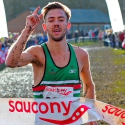Charlie Hulson – A runner on the rise