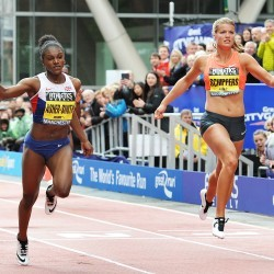 Dina Asher-Smith to take on Dafne Schippers in Birmingham