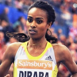 World 1500m record: Genzebe Dibaba magnificent in Monaco