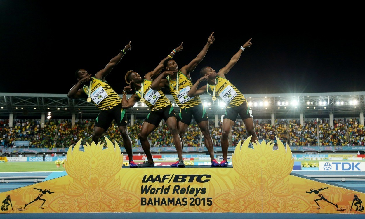 Athletes get set for IAAF World Relays