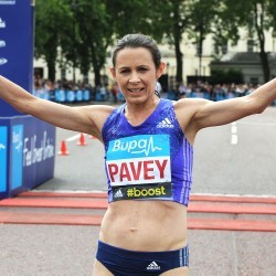 Jo Pavey and Andy Vernon bag British titles at Bupa London 10,000
