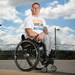 "David Weir anticipates ""spectacular performances"" at IPC Grand Prix Final"