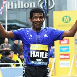 Haile Gebrselassie to miss Great Scottish Run