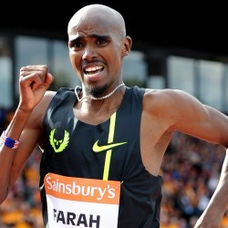 Mo Farah returns to Eugene to run Prefontaine 10,000m